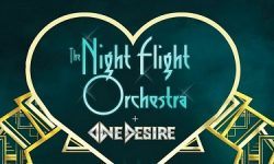 News: THE NIGHT FLIGHT ORCHESTRA – »The Aeromantic Experience«- Europaheadlinetour 2020