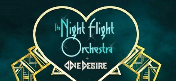 News: THE NIGHT FLIGHT ORCHESTRA – »The Aeromantic Experience«- Europaheadlinetour 2020