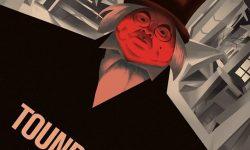 News: TOUNDRA – new album, 'Das Cabinet des Dr.Caligari', 28.2.