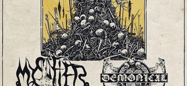 News: DEMONICAL announce summer tour dates