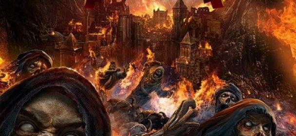 News: Thrash Metal overlords GOMORRA release brand new music video!