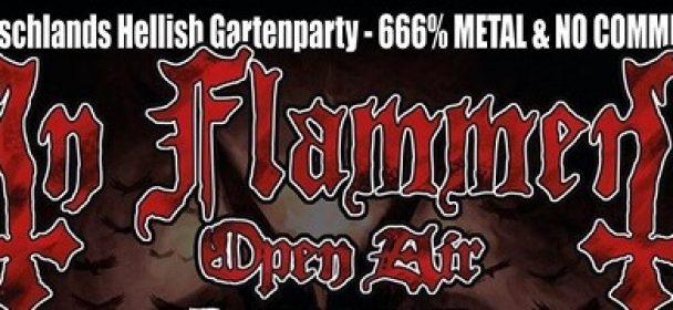News: IN FLAMMEN Open Air 2020 vom 09. – 12.07. mit u.a. SAMAEL, Macabre, Paradise Lost, Memoriam, M.O.D. uvm.!