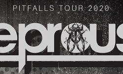 News: LEPROUS – European leg of tour starting soon!
