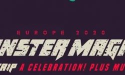"News: MONSTER MAGNET – Tour 2020 ""Powertrip a Celebration – plus much more"""