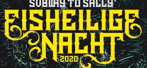 News: SVBWAY TO SALLY – EISHEILIGE NÄCHTE 2020 !!!