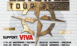 Vorbericht: GOITZSCHE FRONT, Ostgold-Tour, 18.01.2020, Rostock Moya