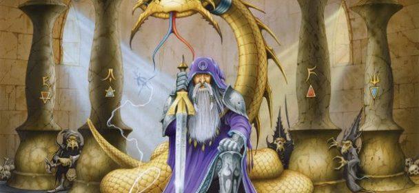 MAGNUM (UK) – The Serpent Rings