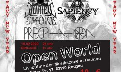 HEAVY NEW YEAR, Open World Stage, Rodgau, Germany, 15-02-2020