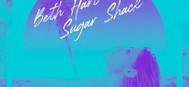 News: Beth Hart – Video Premiere und Release – DJ GOLDHOUSE Remix ,Sugar Shack' – 'WAR IN MY MIND TOUR 2020' im Herbst