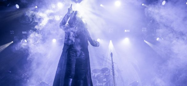 """Dimmu Borgir & Amorphis """"European Tour 2020"""", Support: Wolves in the Throne Room, 01.02.2020, Swiss Life Hall, Hannover"""