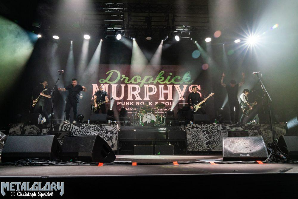 Dropkick Murphys, Frank Turner & Jesse Ahern, 12.02.2020, Swiss Life Hall, Hannover