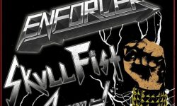 News: ENFORCER – Europa-Tour im Mai!