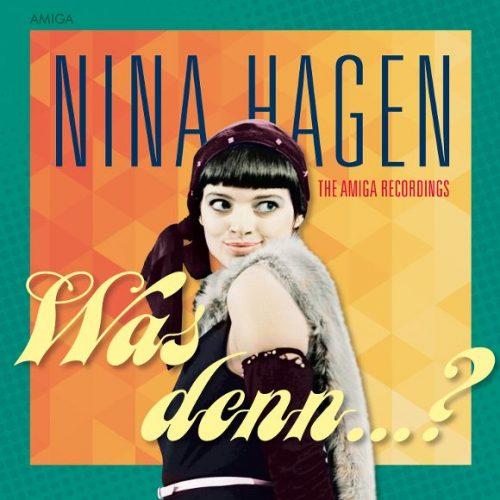 """News: Von Nina Hagen erscheint am 28.02. das Album """"Was"""