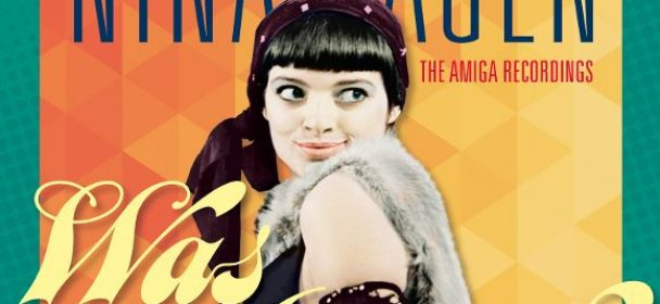 """News: Von Nina Hagen erscheint am 28.02. das Album """"Was denn?"""" auf CD, Vinyl und digital"""