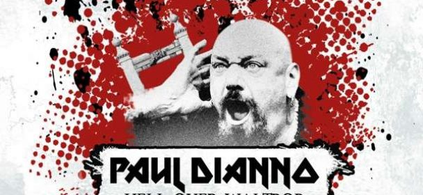 Paul Di'Anno (GB) – Hell Over Waltrop: Live In Germany