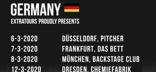 News: Pipes and Pints im März 2020 auf Deutschlandtour!