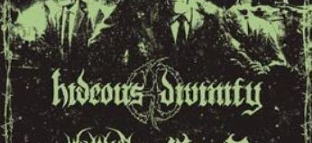 """News: Hideous Divinity announce """"Caustic Invasion Over Europe 2020"""" Tour with Terrorizer"""