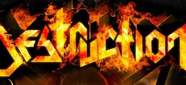 News: DESTRUCTION – Kündigen Neue Tourdaten an mit BURNING WITCHES