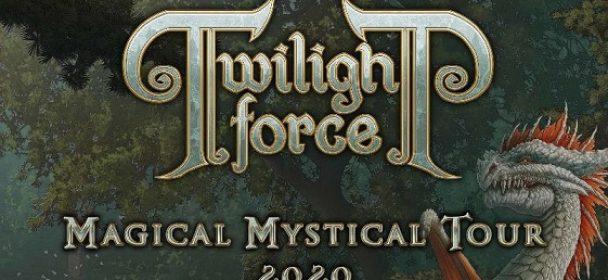 News: TWILIGHT FORCE – verkünden Headliner Tour mit MAJESTICA und DRAGONY