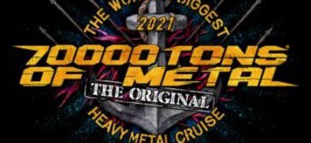 News: 70000TONS OF METAL 2021 – Details zum 10-jährigen Jubiläum verkündet