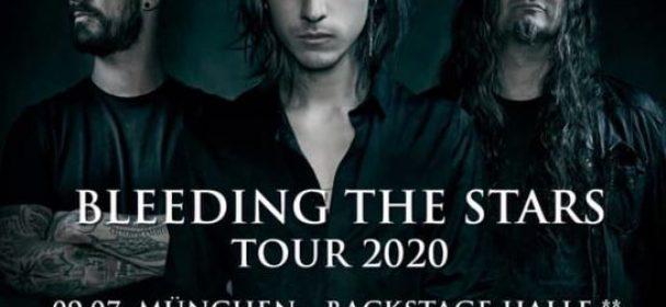 News: Lacrimas Profundere – neue Tourdaten für Sommer 2020
