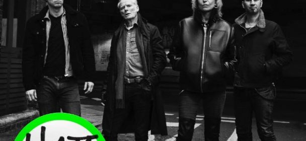 """News: News: Die PRETENDERS mit neuer Single """"Didn`t Want To Be This Lonely"""" als Clip!"""