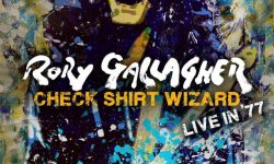 Rory Gallagher (IRE) – Check Shirt Wizard: Live In '77