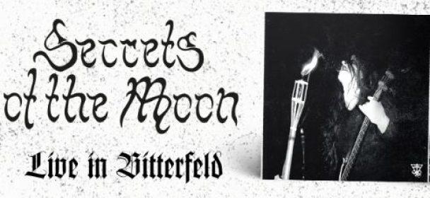"News: SECRETS OF THE MOON ""Black House"" + live album"