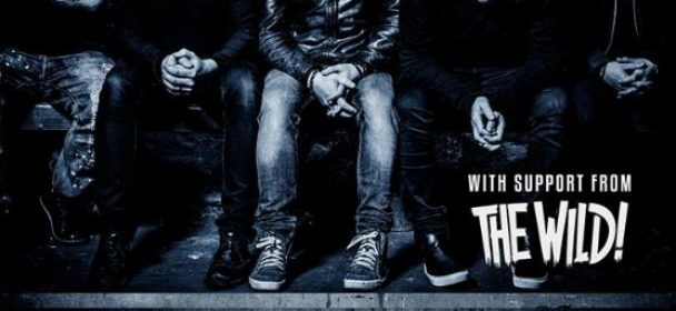 """News: tAKiDA """"What about tour?"""" 2020 mit The Wild! als Support"""