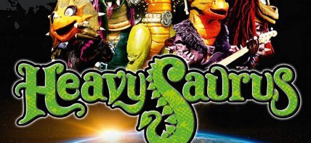 News: HEAVYSAURUS – Online Konzert am 28. Juni