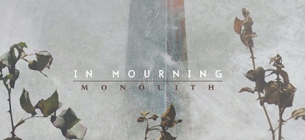 News: IN MOURNING to re-release 'Monolith'