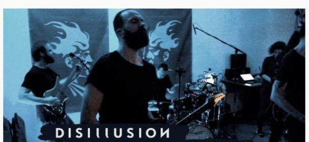 "News: DISILLUSION offer another episode of their ""Rehearsal Room Sessions"" – ""Save The Past""!"