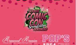 Neues zur German Comic Con Dortmund Spring Edition 2020!
