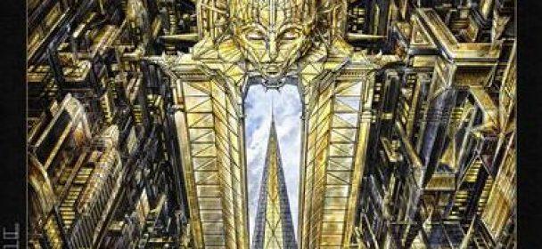 "News: IMPERIAL TRIUMPHANT – REVEAL COVER & TRACK LIST OF NEW ALBUM ""ALPHAVILLE"""