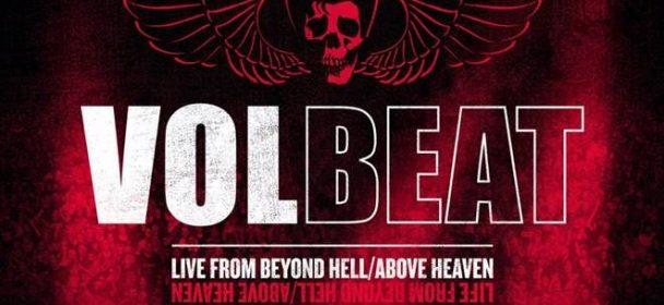 News: VOLBEAT streamen LIVE FROM BEYOND HELL/ABOVE HEAVEN Konzertfilm: MORGEN, Freitag, 8. Mai um 16 Uhr!