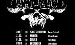 News: Die neuen Termine für die Tour 2021 von DANZIG  sind bekannt!