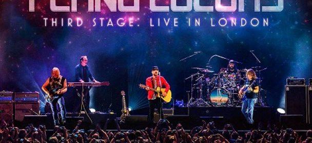 News: Flying Colors veröffentlichen 'Third Stage: Live In London' am 18. September 2020