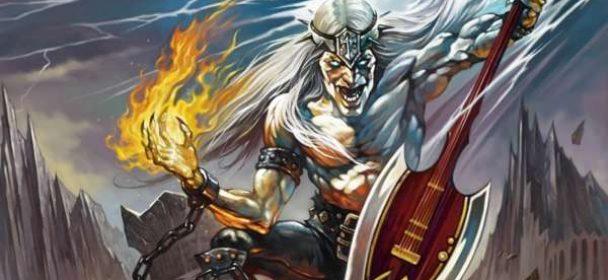 Mortician (A) – Titans