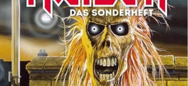 Verlosung: IRON MAIDEN – Das große Sonderheft Rock Classics #29