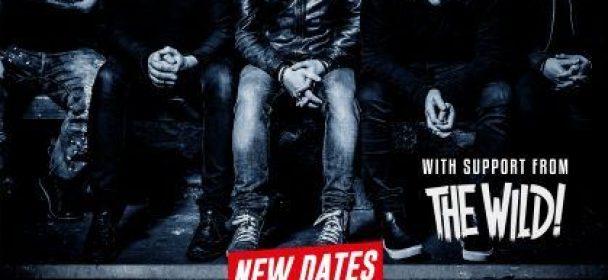 News: tAKiDA und The Wild – Tour auf September 2020 verschoben!