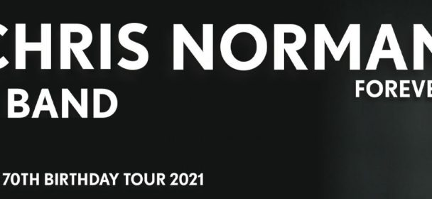 Chris Norman 2021