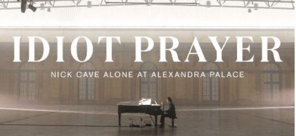 News: IDIOT PRAYER – NICK CAVE ALONE AT ALEXANDRA PALACE – new clip 'Euthanasia' online!