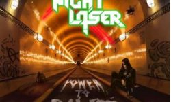 News: Night Laser – Video-Single 'Power To Power' veröffentlicht !