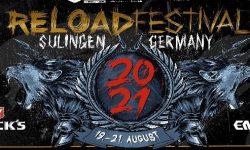 News: Reload Festival 2021 vom 19. – 21.08.2021 mit As I Lay Dying, Testament, Gloryhammer, Fever 333, Static-X, Dark Tranquillity, Jinjer uvm