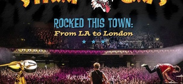 News: THE STRAY CATS VERÖFFENTLICHEN NEUES LIVE ALBUM 'ROCKED THIS TOWN: FROM LA TO LONDON' AM 11.09.