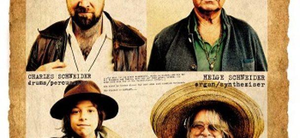 """News:  """"The Deadly Bros."""" mit Pete York und Henrik Freischlader Helge und Charlie Schneider!!!"""
