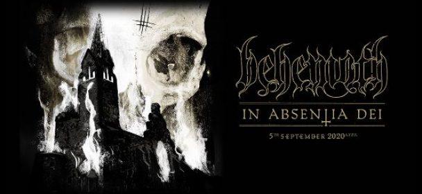 News: BEHEMOTH – kündigen 'In Absentia Dei' Livestream Event an!