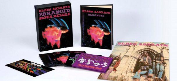 News: BLACK SABBATH feiert das 50. Jubiläum ihres Kult-Albums 'PARANOID' – Die Vinyl DELXUE EDITION erscheint am 09.10.20!