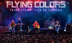 News: Flying Colors veröffentlichen weiteres Live Video 'You Are Not Alone'