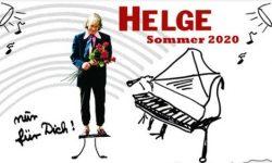 News: Helge spielt: Nur für Dich! Die 2020 Sommertermine von Helge Schneider